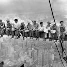 Lunch Atop a Skyscraper: The Story Behind the Death-Defying ...