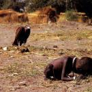 Pulitzer Prize Photographer Kevin Carter and