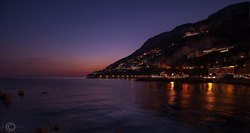 Amalfi-Twilight