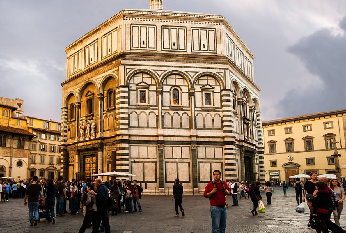 Florence-2011-Ghiberti-Baptistry-SkyEdited