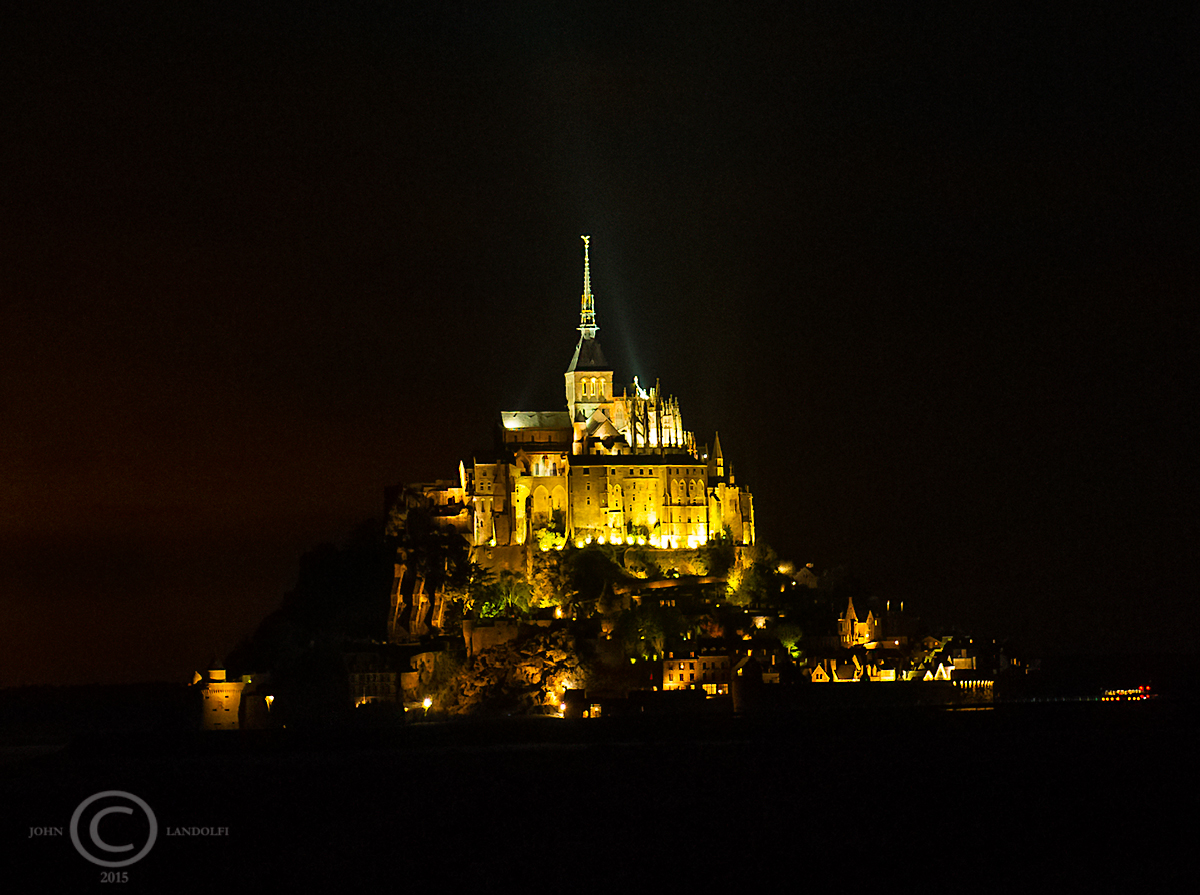 Mt St Michel, Calvados, France
