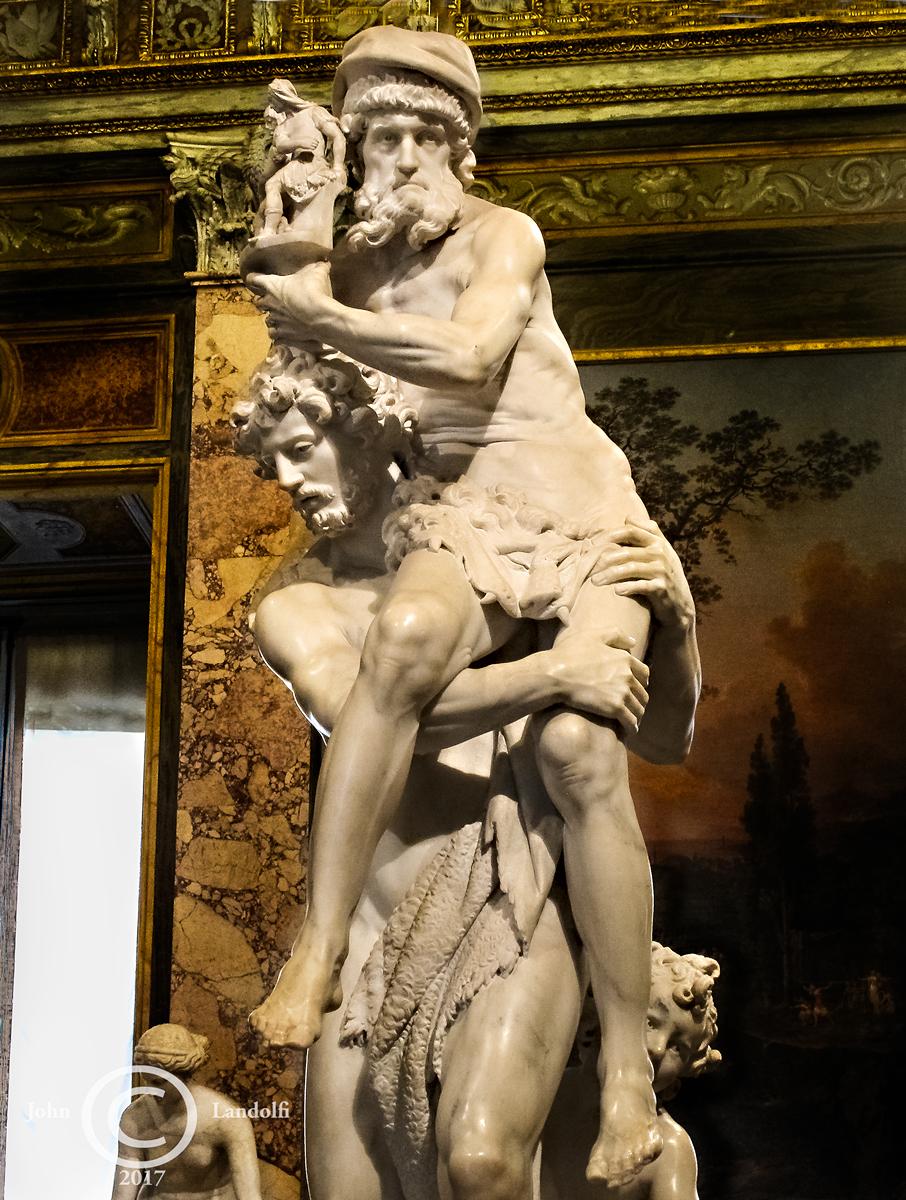 Bernini in Galleria Borghese