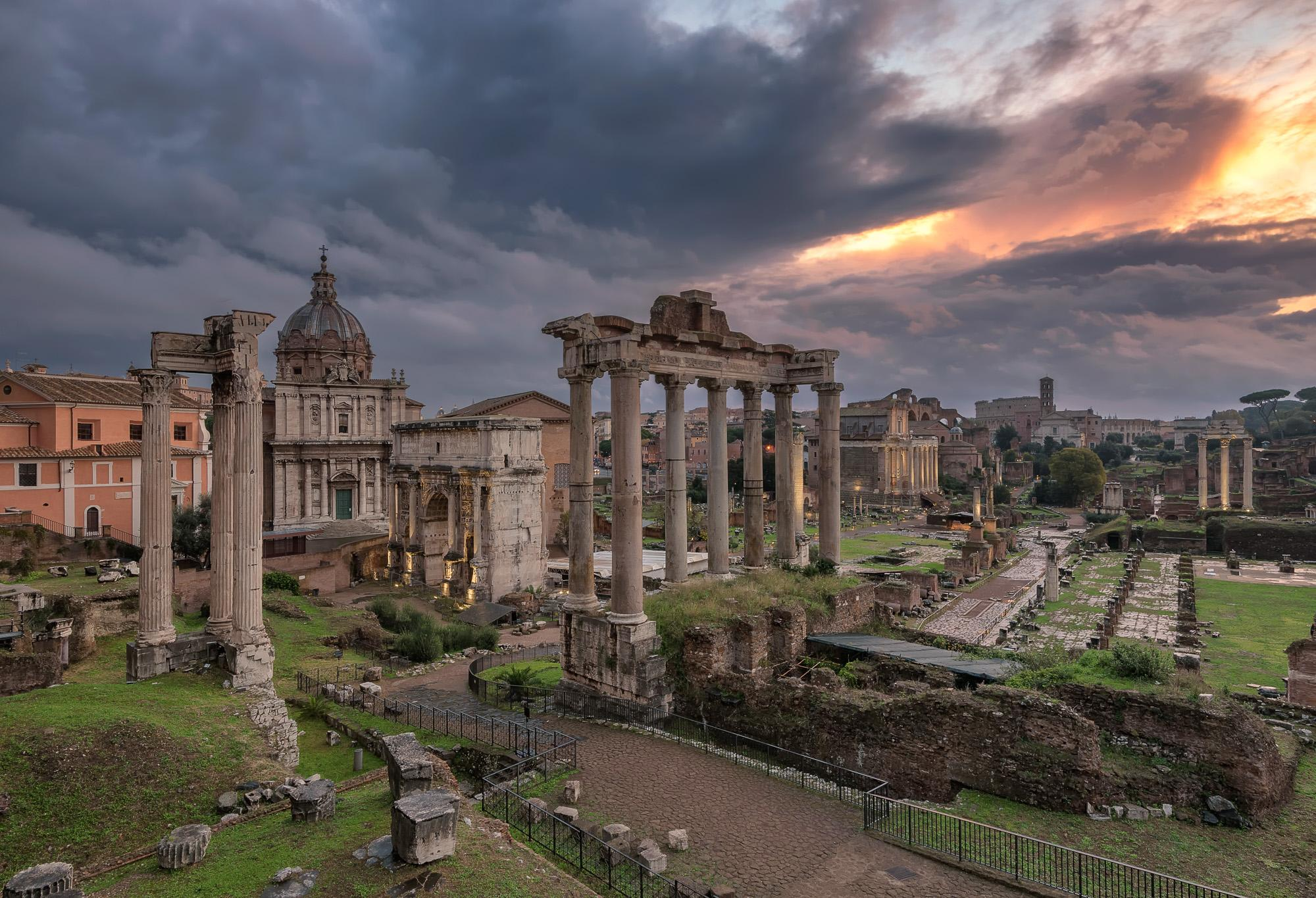 The eternal city - Rome, Italy