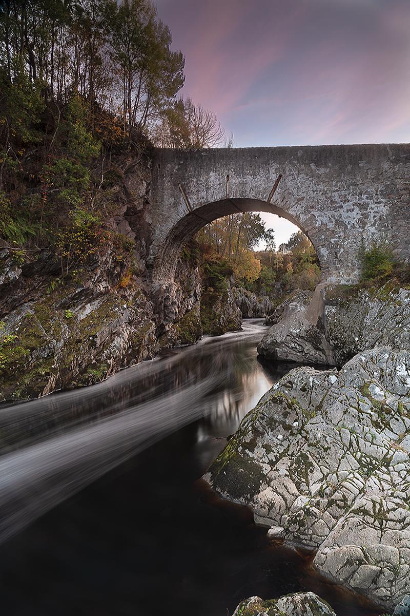 Dulsie bridge