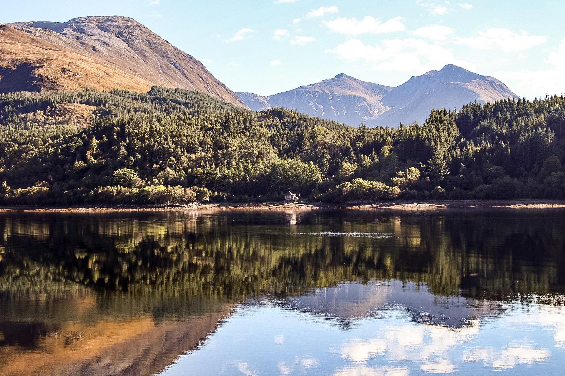 Scotland reflections