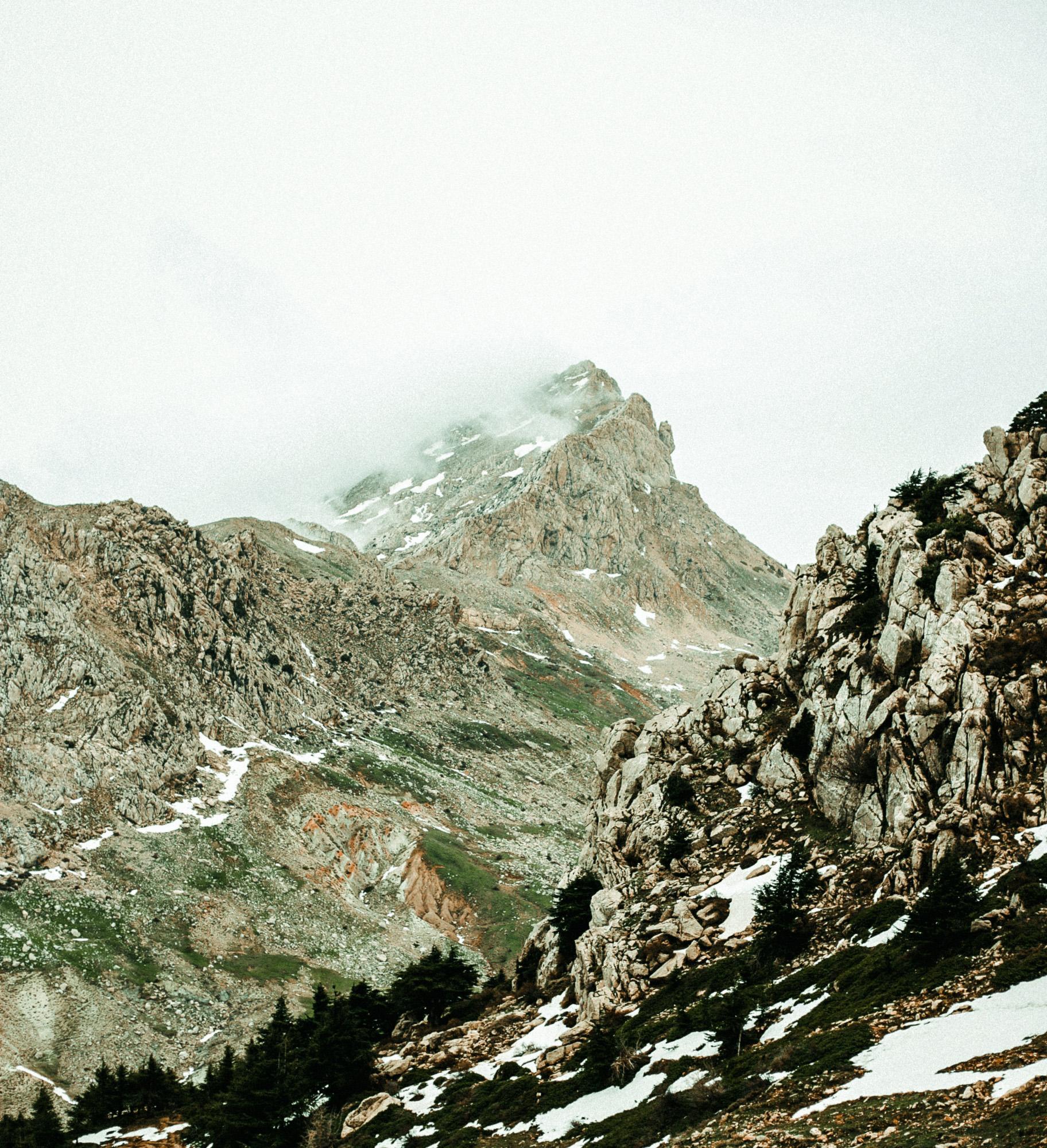 tikejda mountains