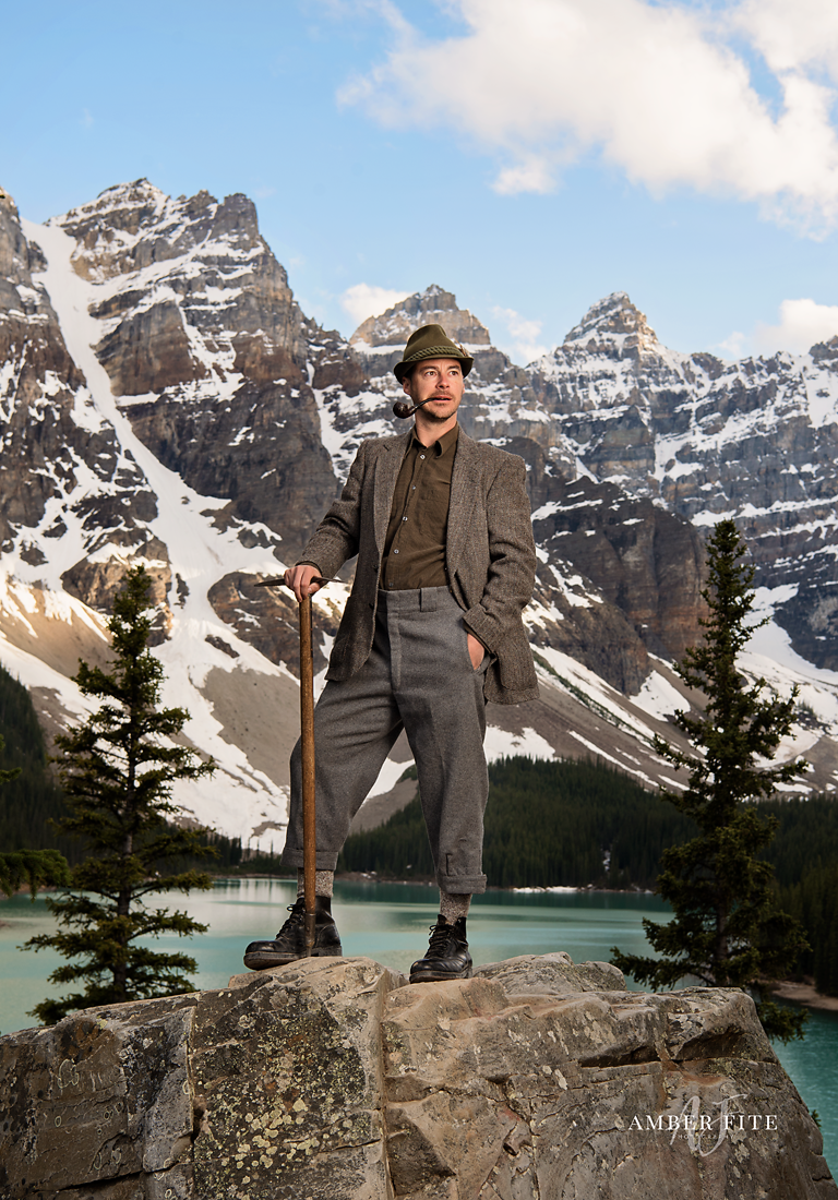 Portraits in High Places - Banff National Park