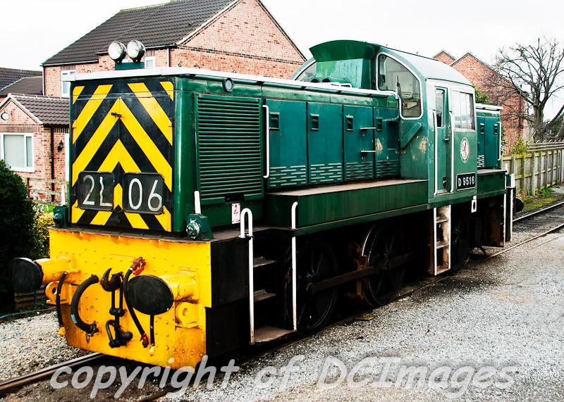 Wensleydale railway 2012 019