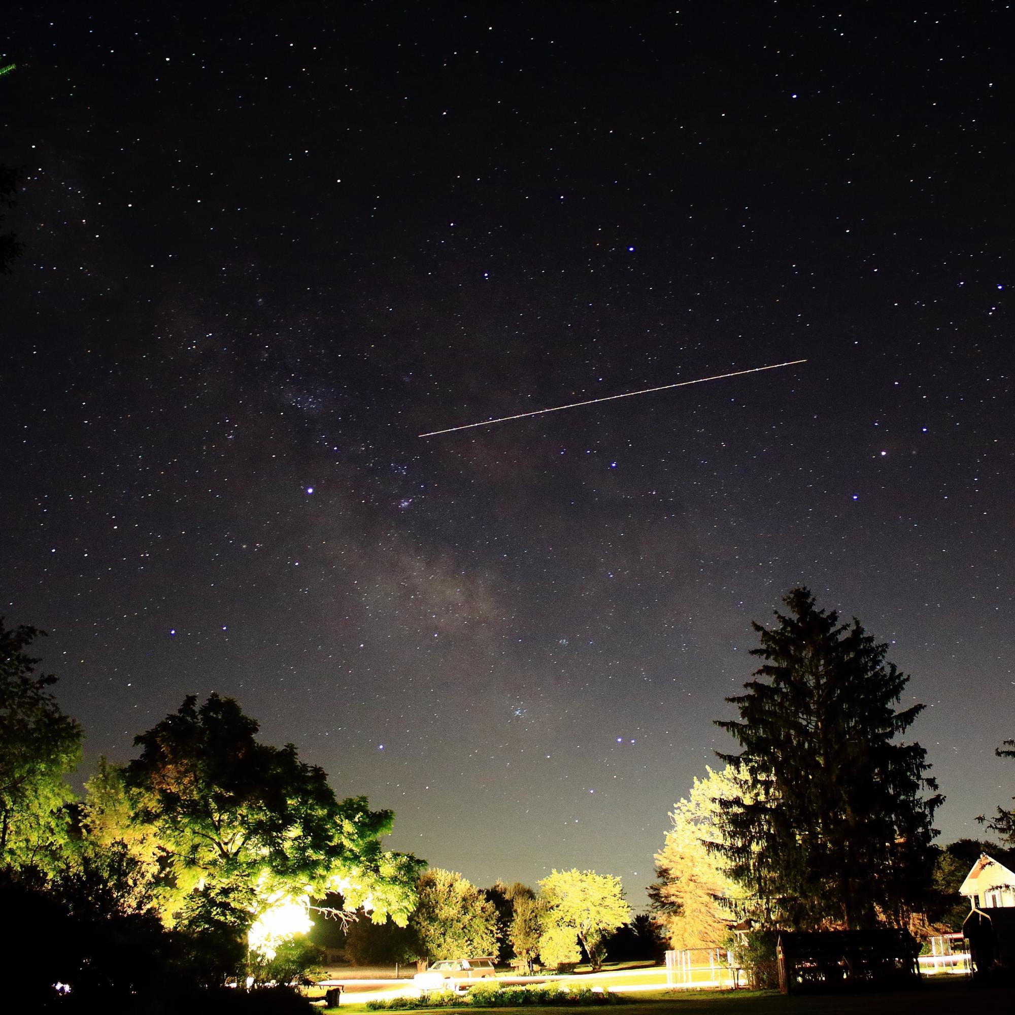 Milky Way Party