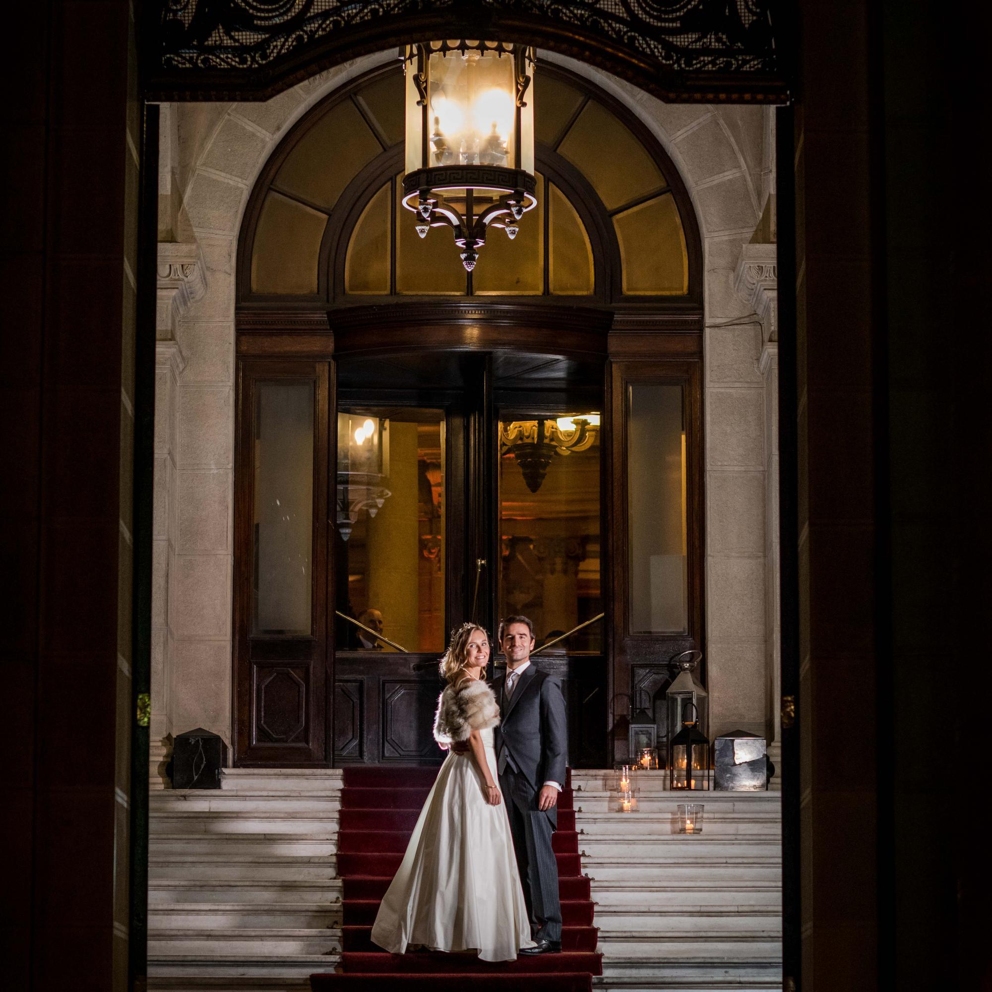 Matrimonio en Club de la Union, Santiago, Chile
