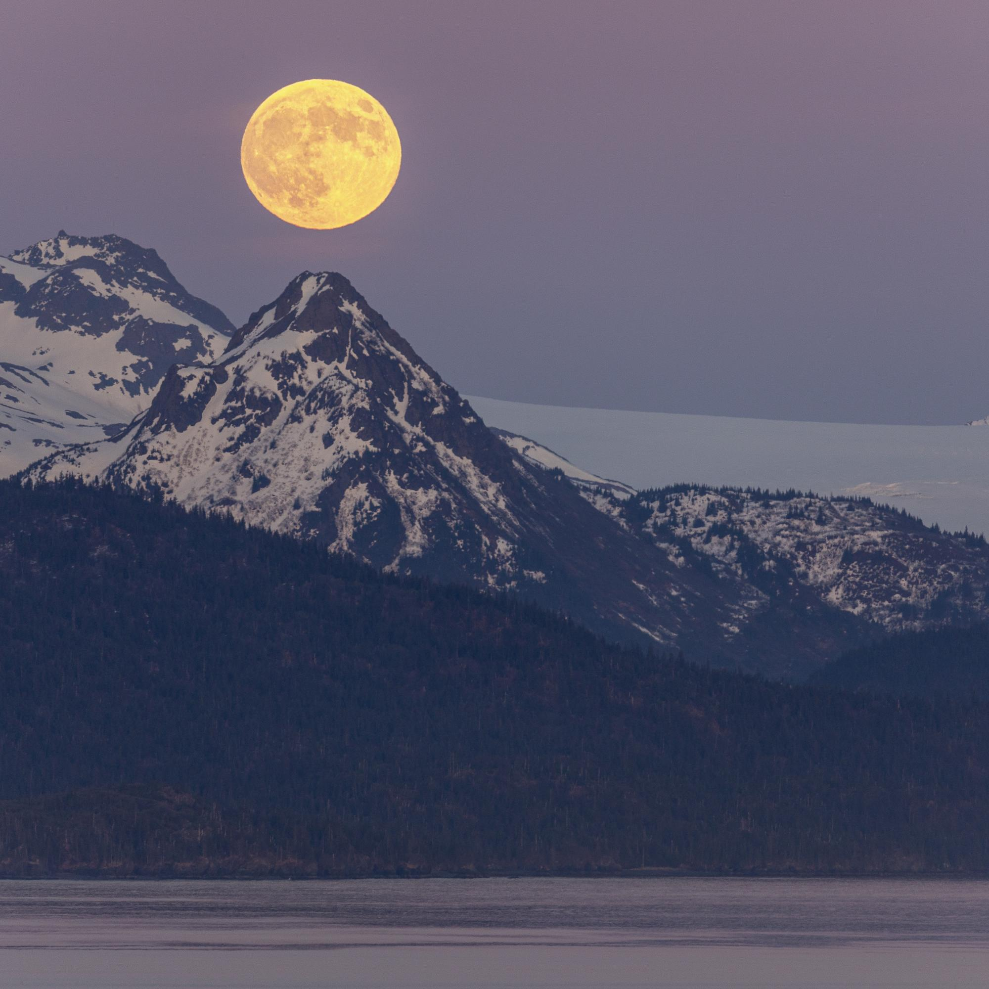 Alaskan Thru the Lens
