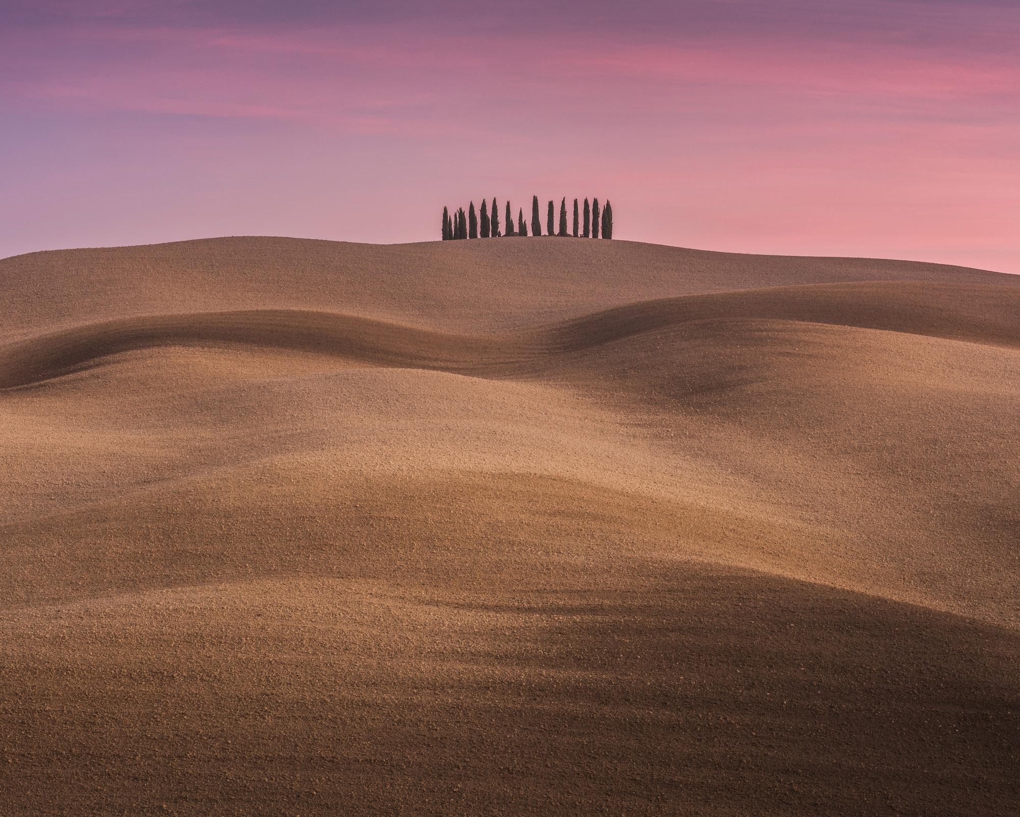 Autumn Tuscany by Daniel Kordan 3