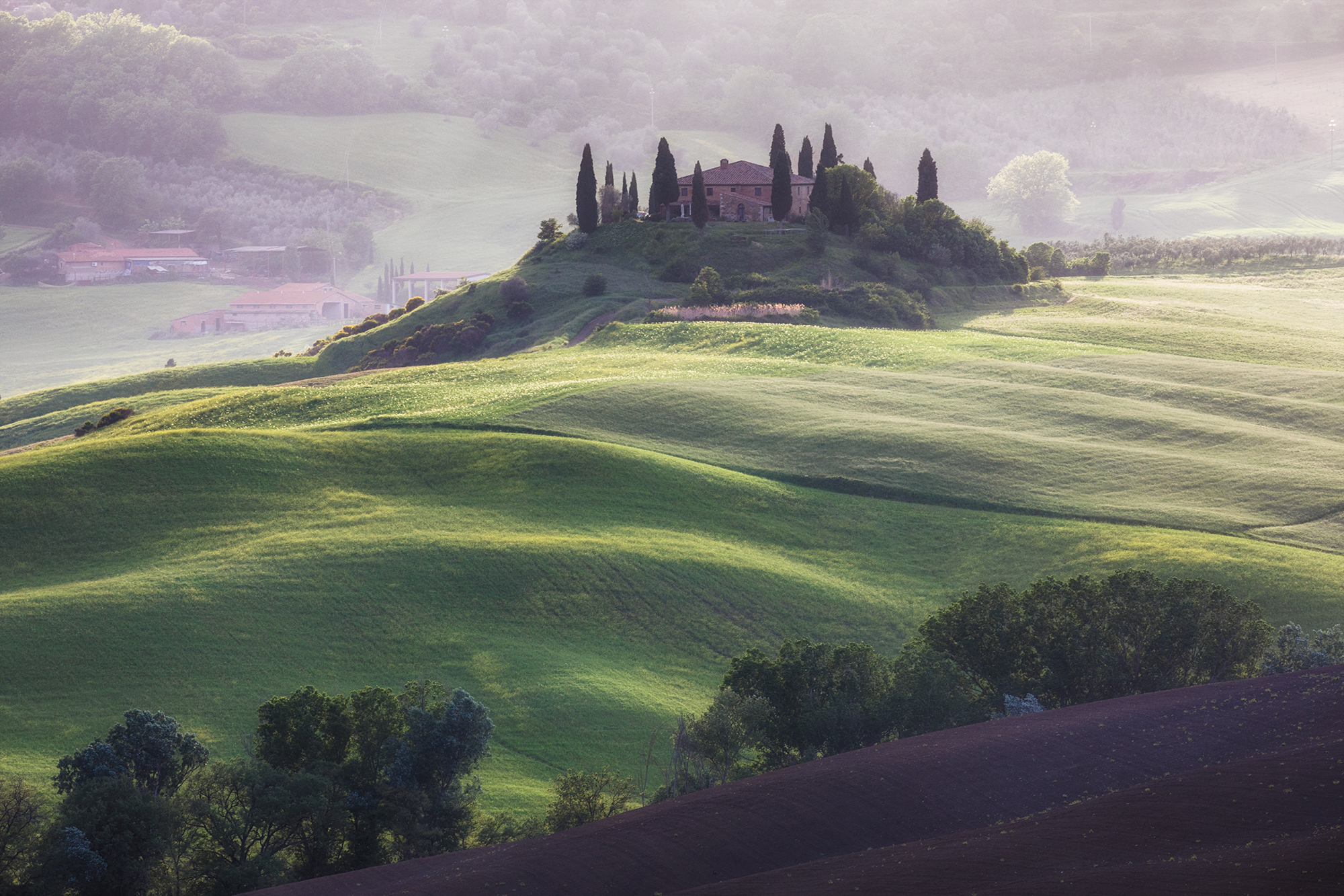 Il Belvedere, Toscana