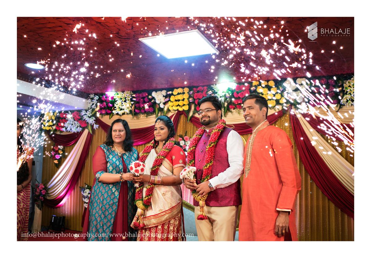 Budget Wedding Photographers In Chennai - Bhalaje Photography