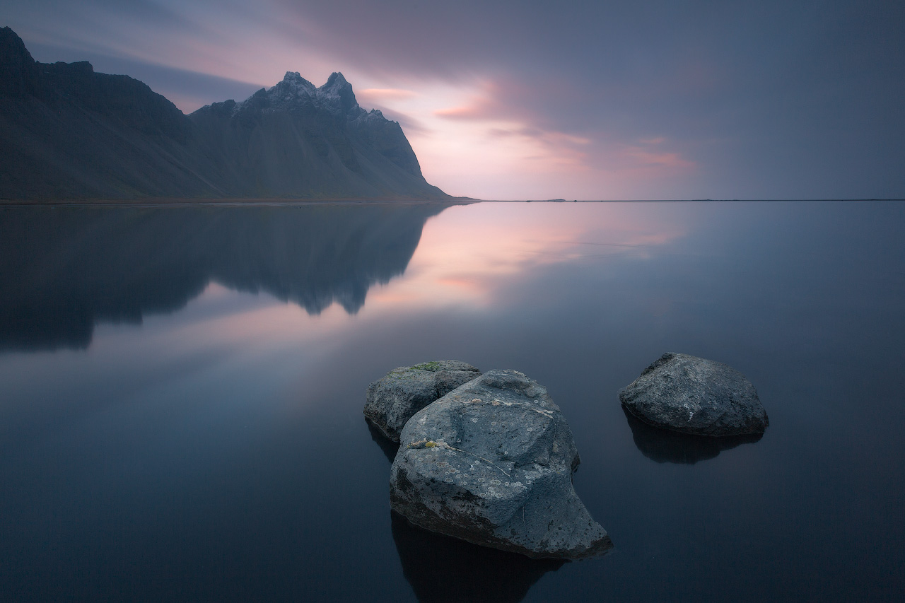 Still Waters at Vestrahorn