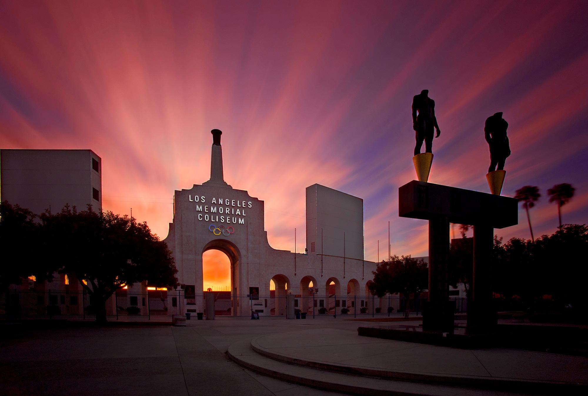 Los-Angeles Coliseum