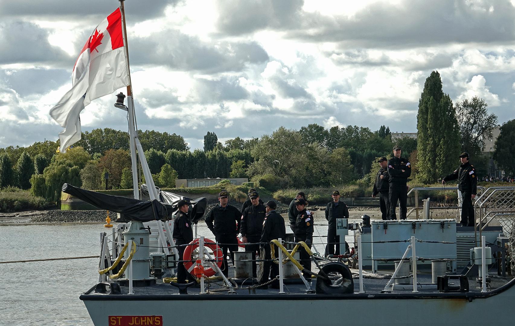 HMCS St.-John's