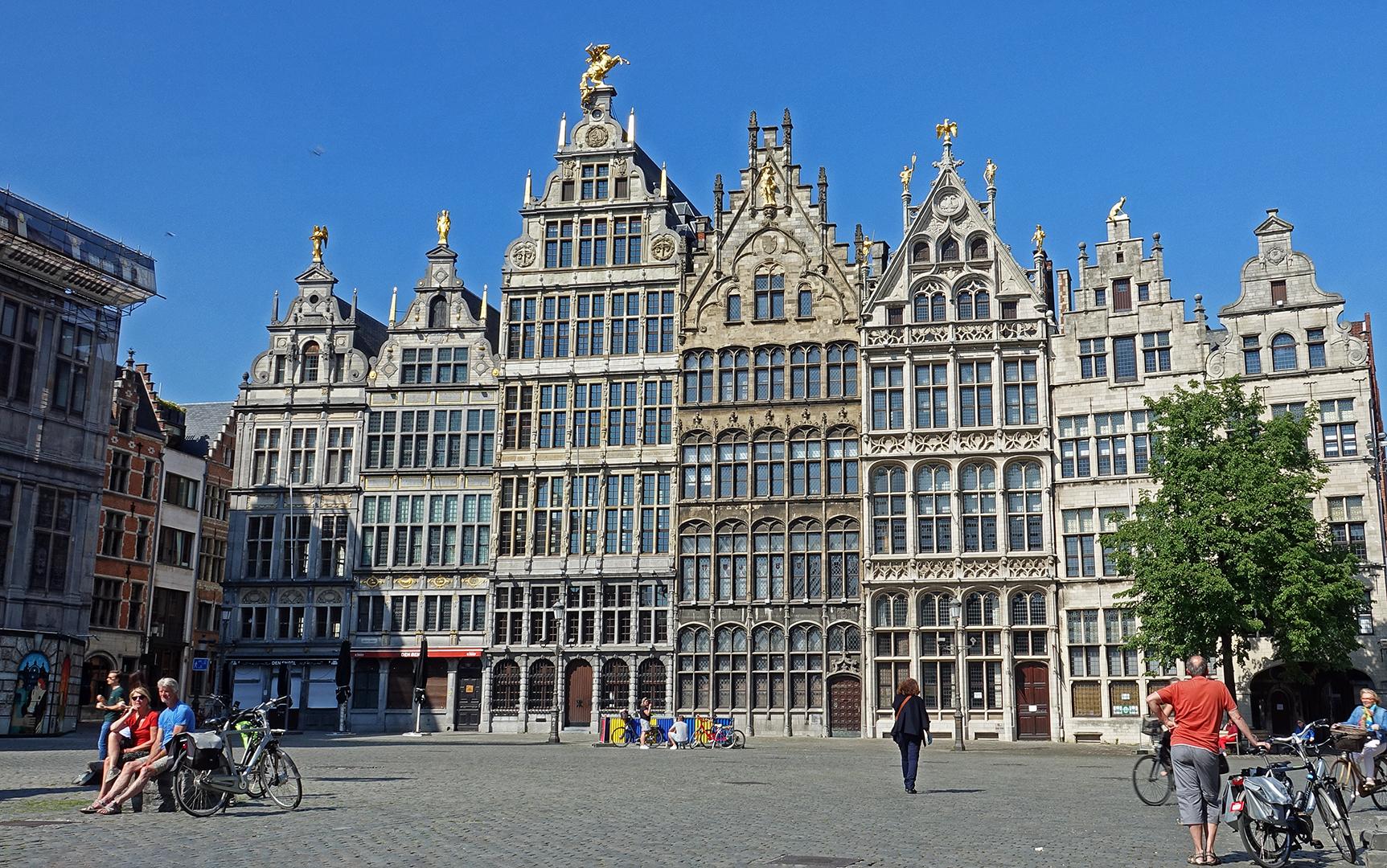 Grote Markt (Great Market Square) - Antwerp (B)