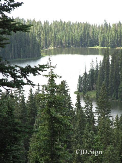 Island Lake @ Grand Mesa, CO