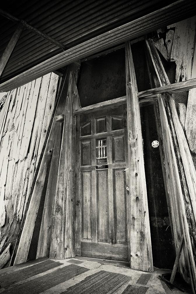 Prairie Front Door