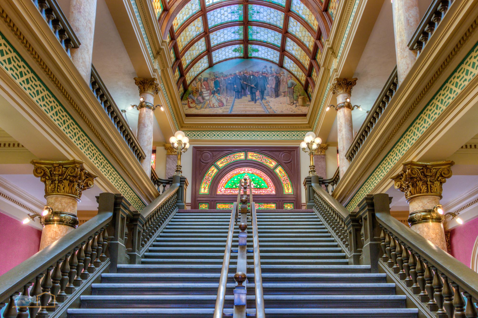 0603-Helena_1508_Capital_Interior_Stairway_and_Ceiling_E_HiRes_Web