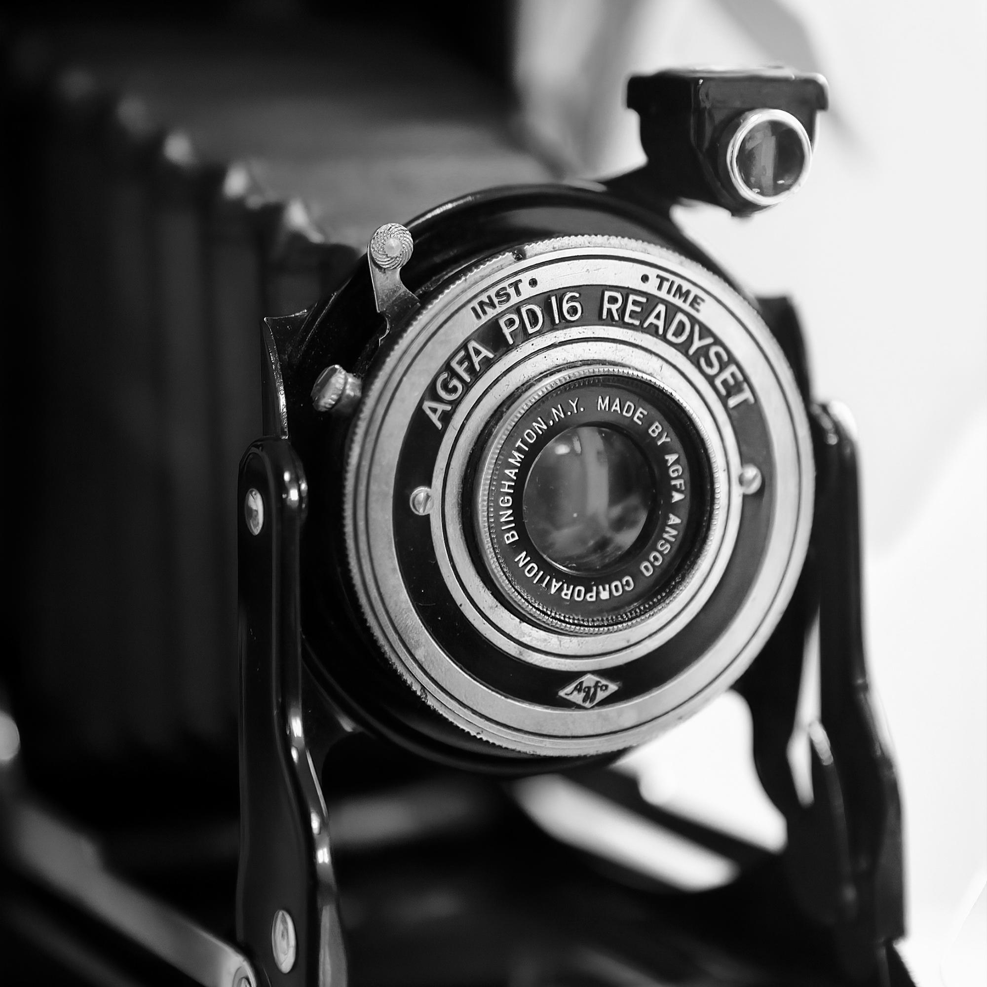 Agfa Camera BW