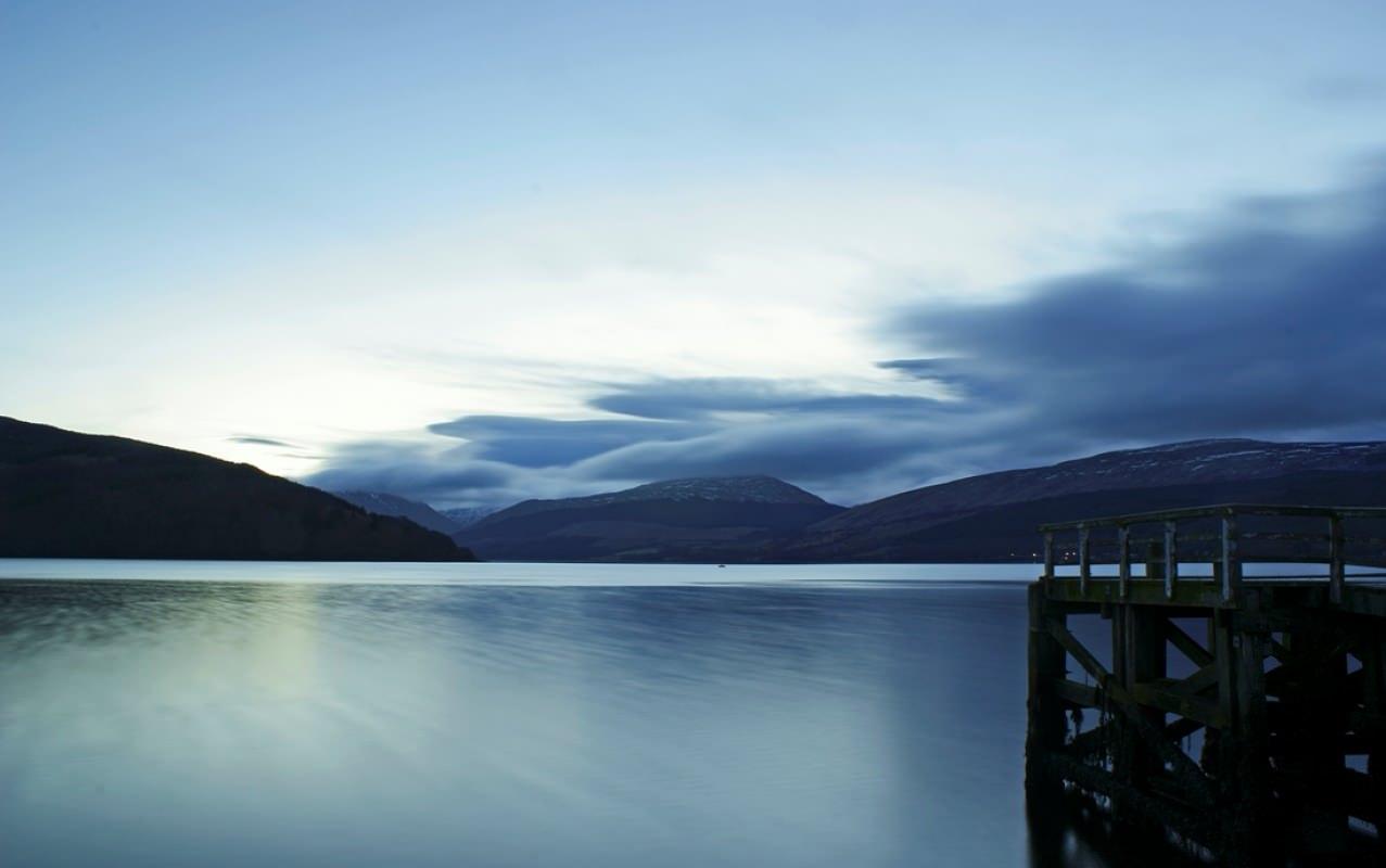 Loch Fyne Long Exposure