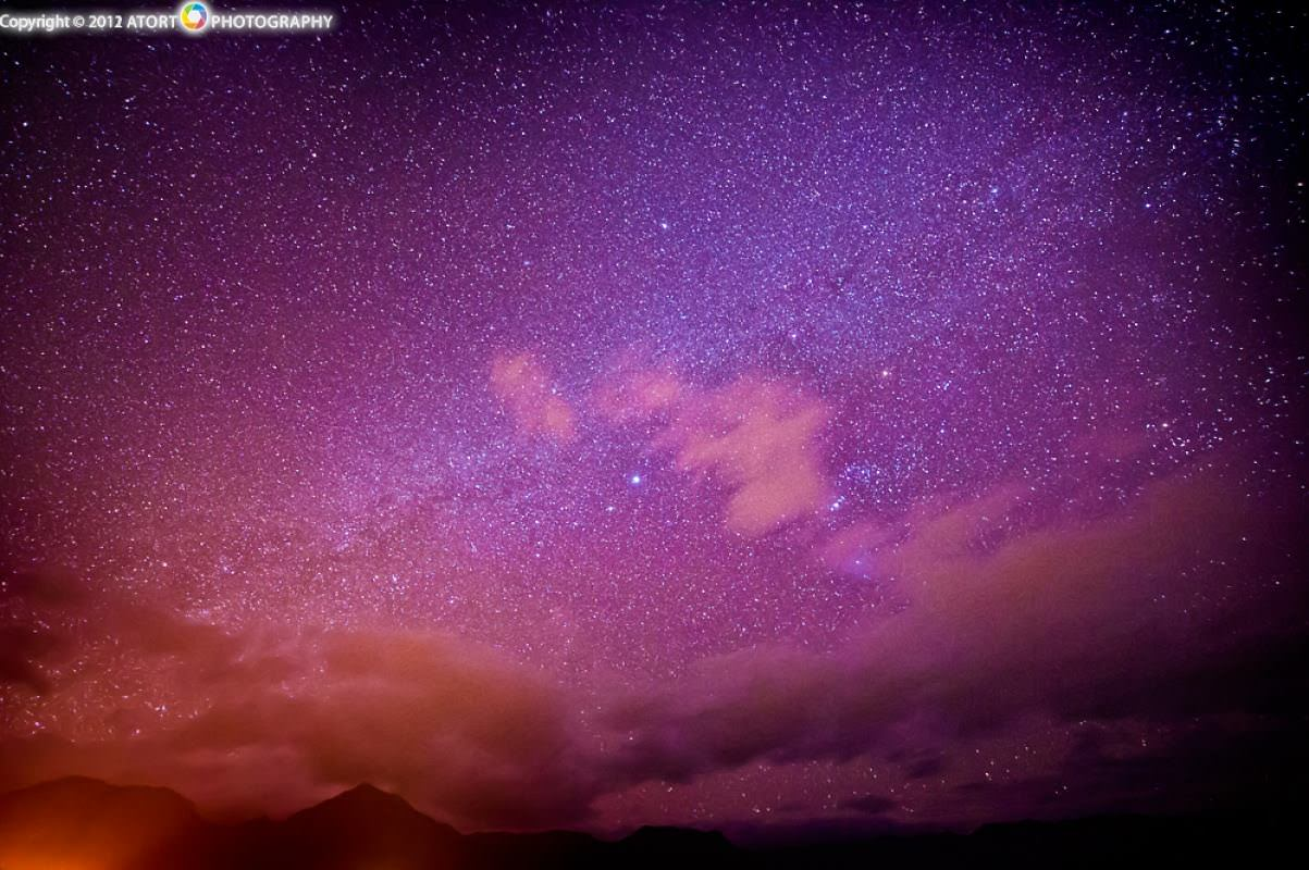 Kauai Starry Skies