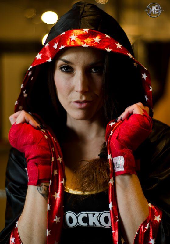 Amanda Boxing