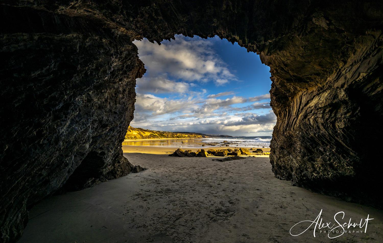 Newport Beach Cave