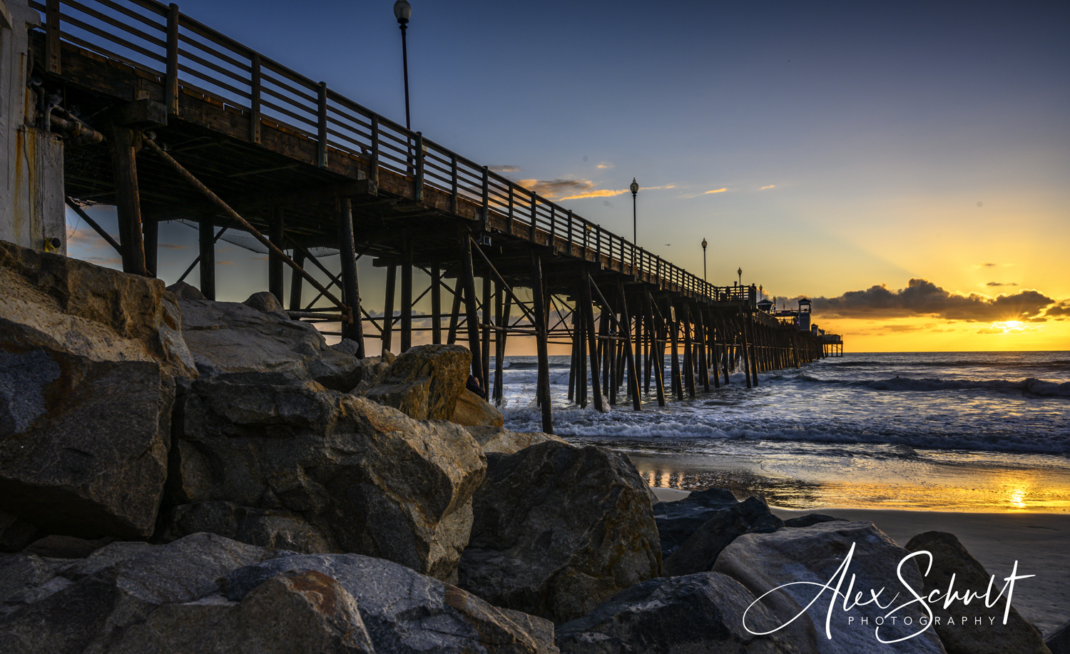 Oceanside Beach Pier