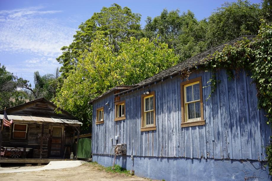 Catalina Island Shed