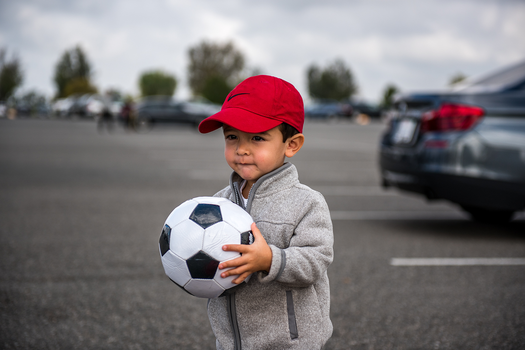 Caleb Soccer