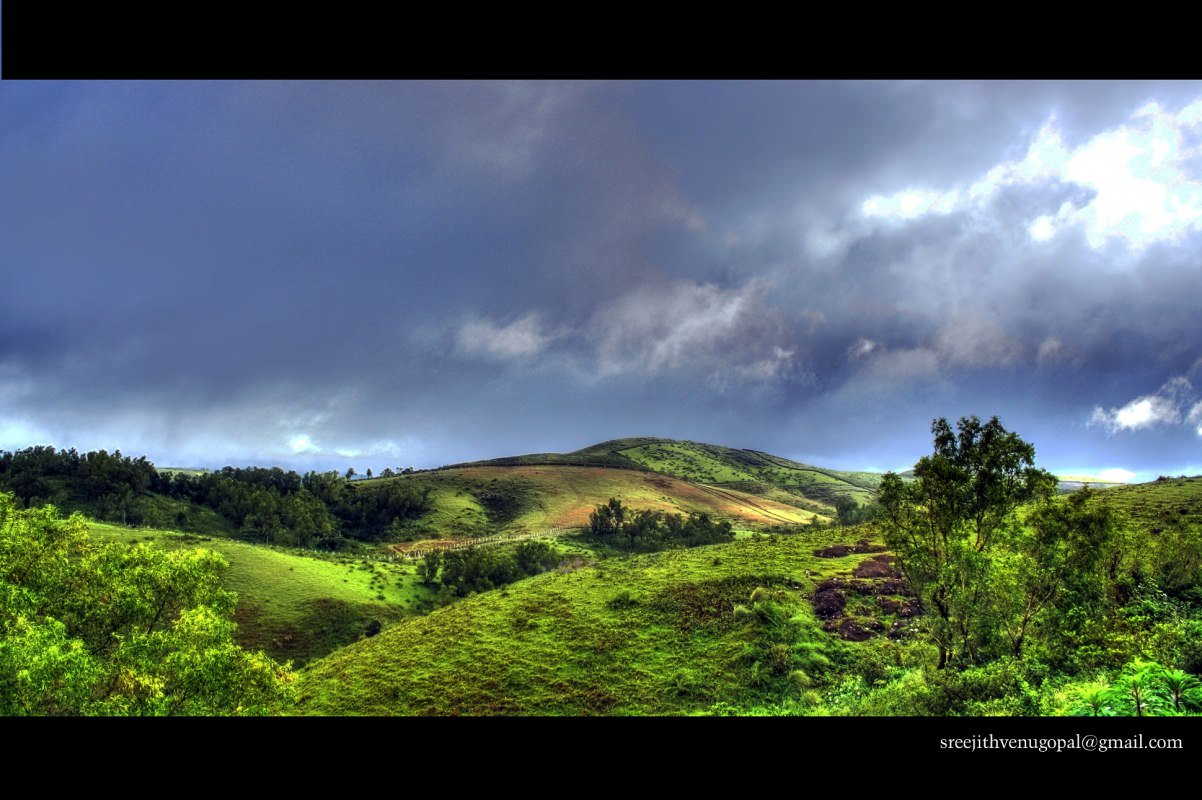 Beautiful Kerala(Vagamon)