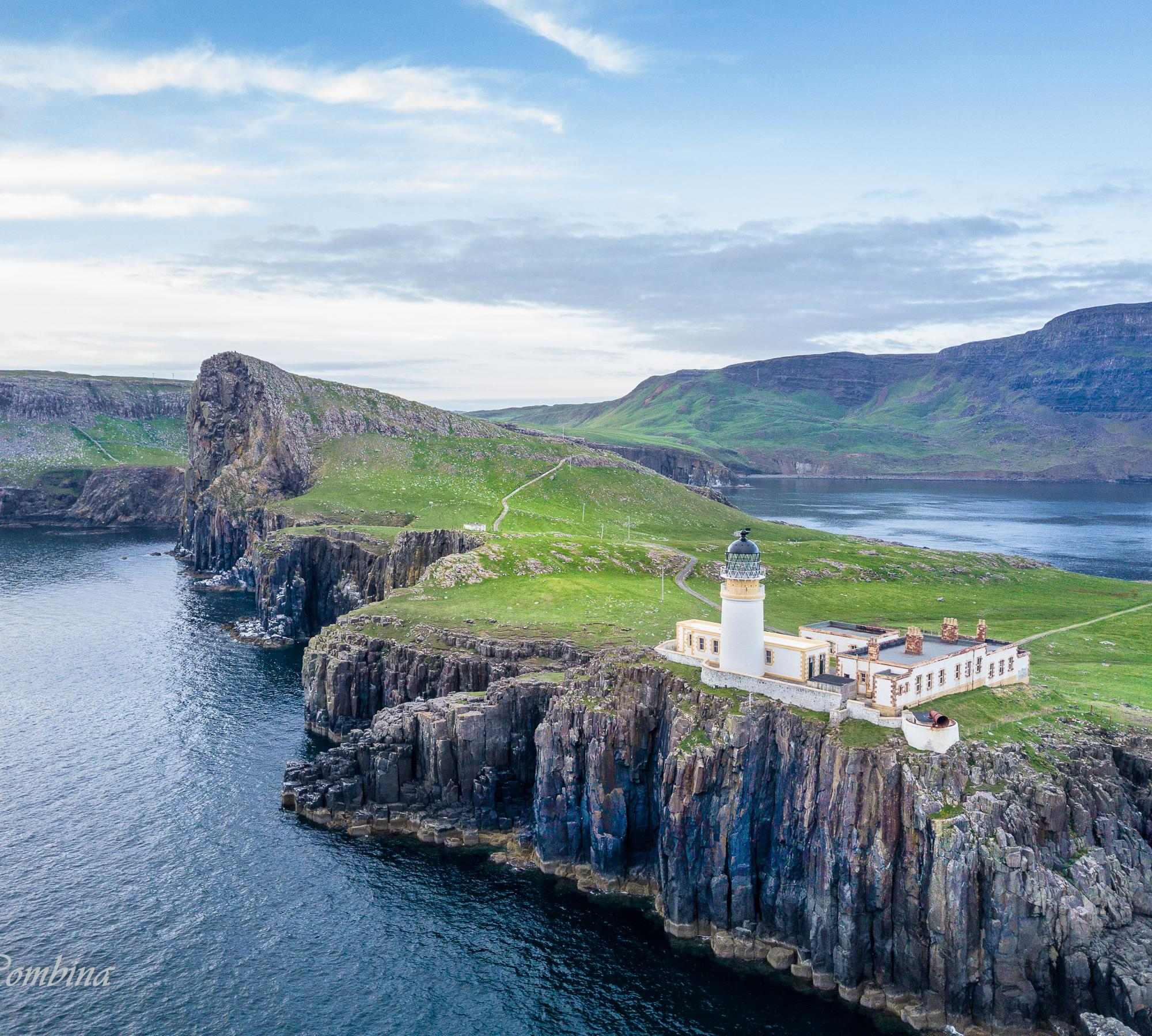 Neist Point Lighthouse - Scotland