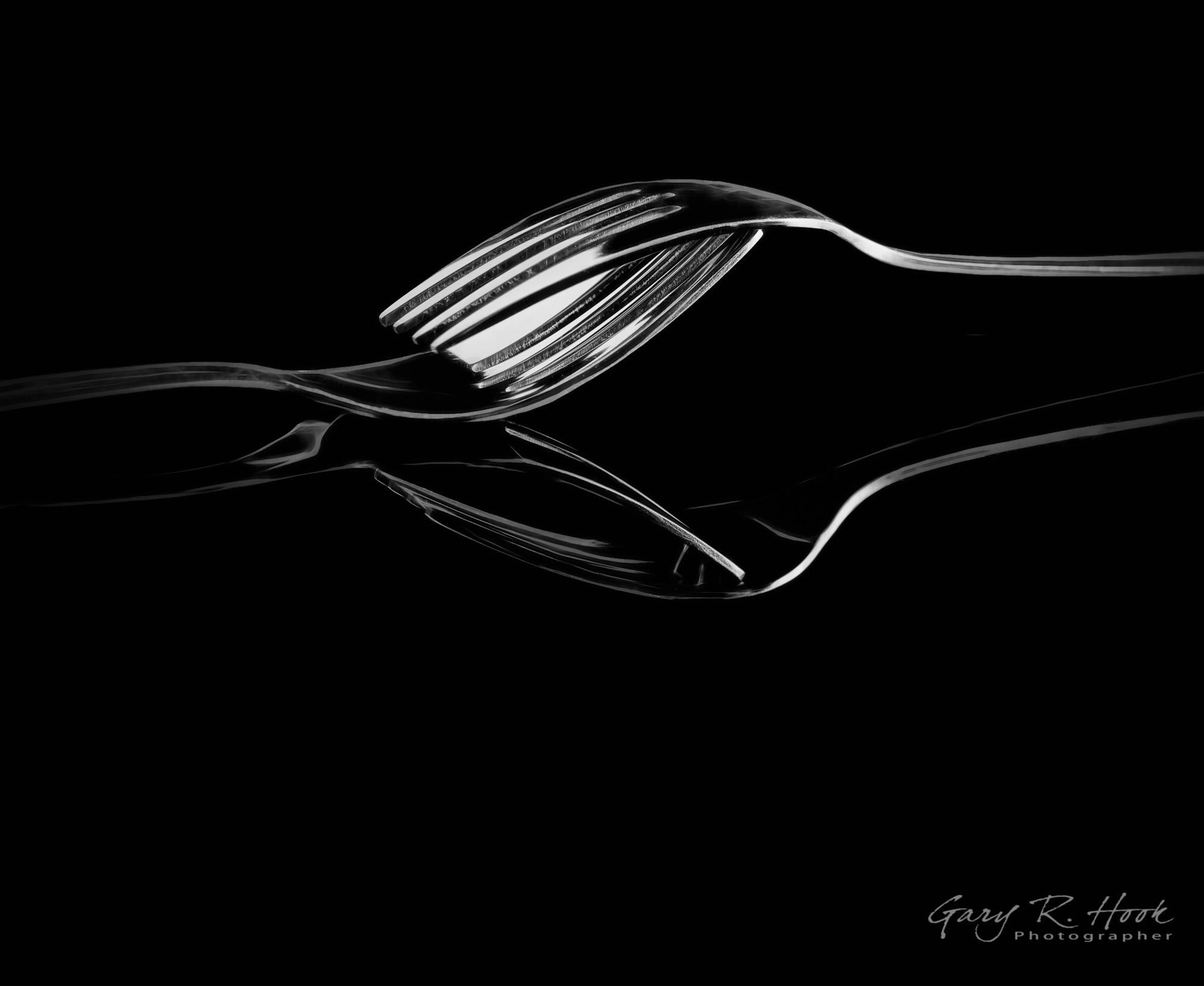 Light Study: Forks