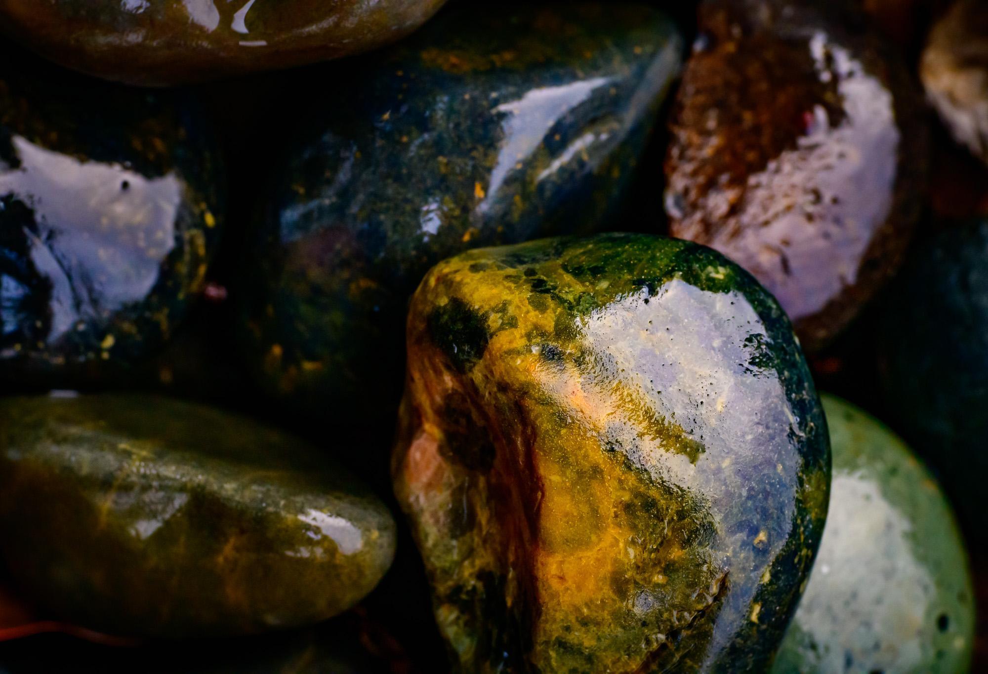 Found Rocks