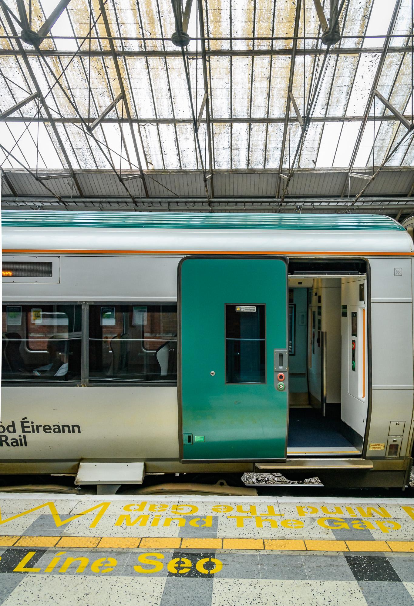 Train Station in Cork
