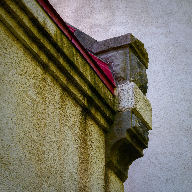 Detail: Heceta Head Lighthouse