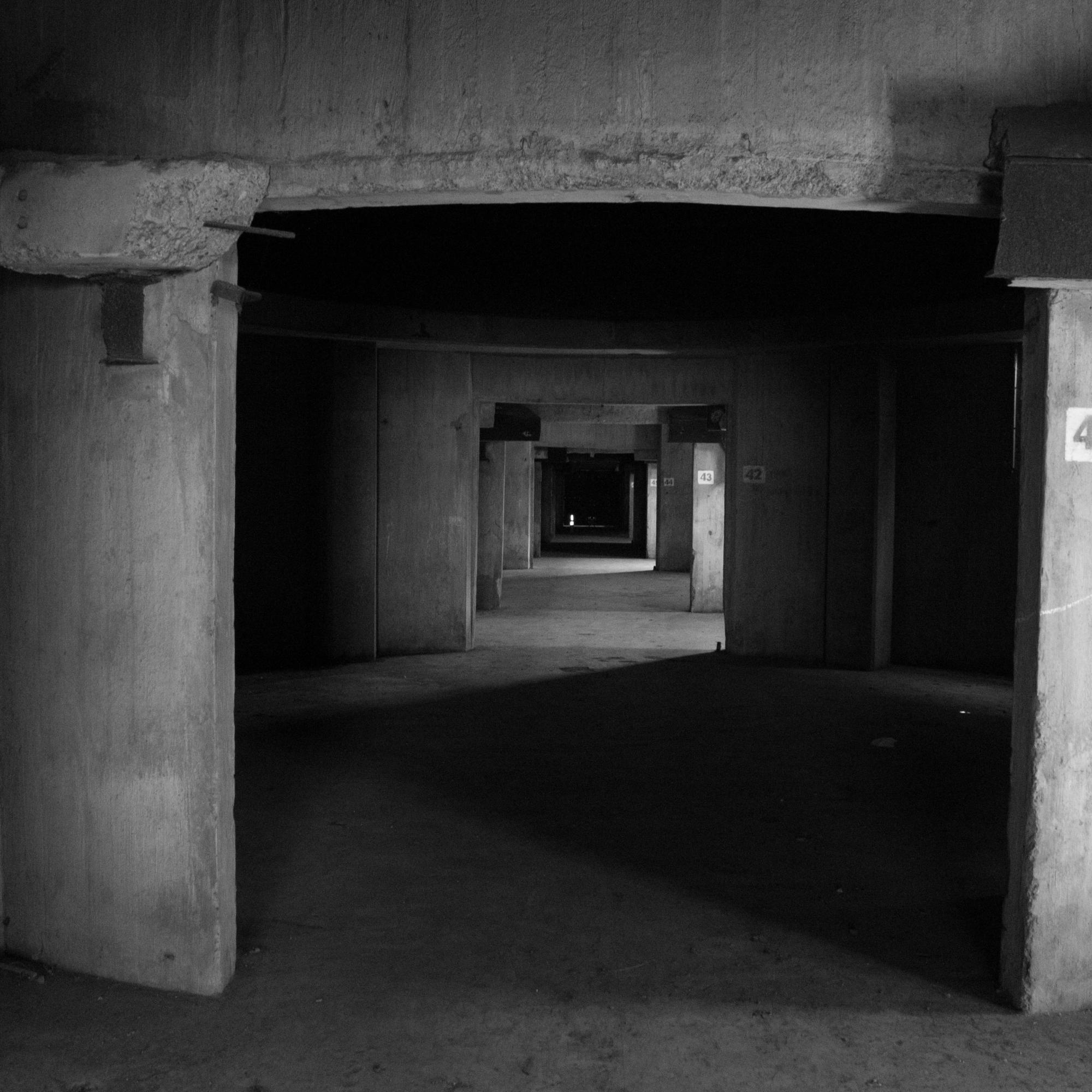 BW Hallway