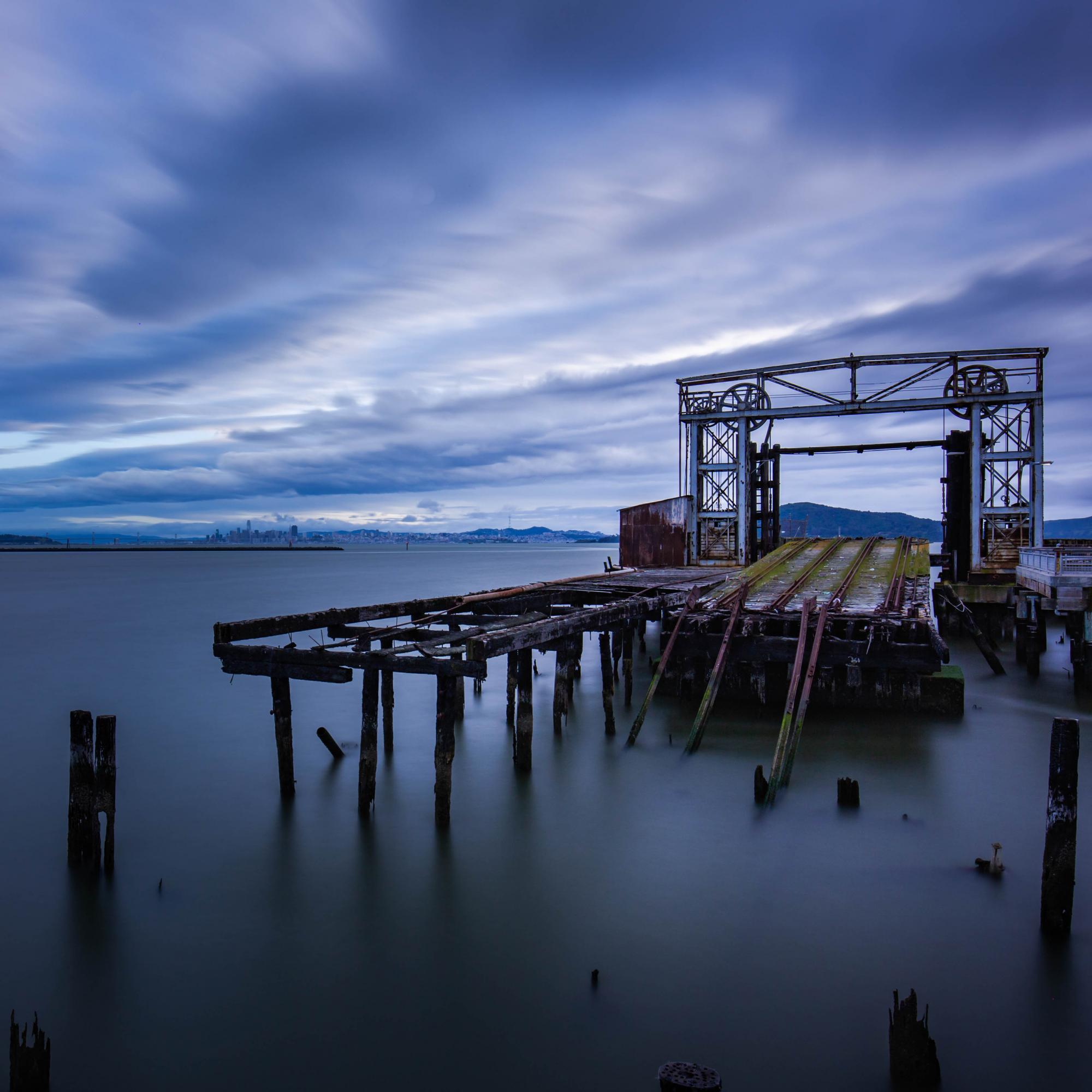 Ferry Point Pier