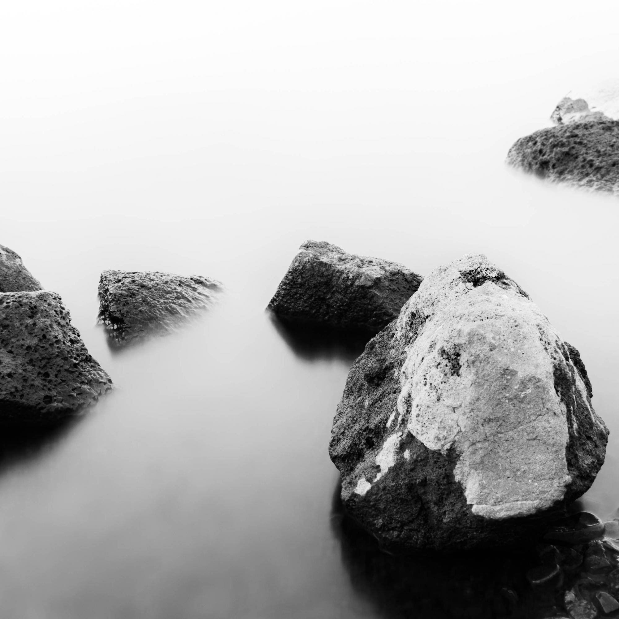 Swan Falls River Rocks