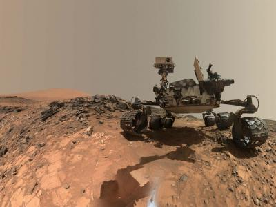Five Years Later, the Mars Curiosity ... image