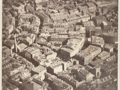 The Oldest Surviving Aerial Photo Was ...