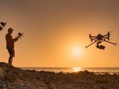 How to Start a Drone Photography Business image