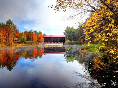 How to Get the Best Photos of Fall Colors image