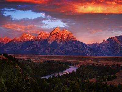 Grand Teton National Park Photography and ... image
