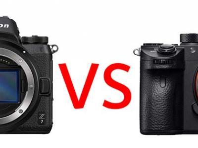 Nikon Z7 vs Sony a9 image