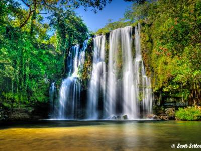 The Best Waterfalls in Costa Rica image