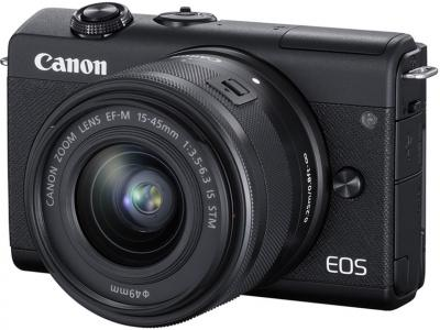The Canon EOS M200 is the Perfect Upgrade ... image